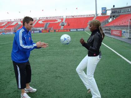 Estelle, Jim Brennan, MLS All-Star
