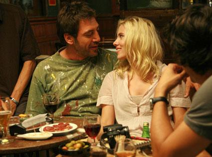 Javier Bardem, Scarlett Johansson, Vicky Cristina Barcelona