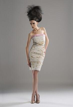 Evan Biddell, White Cashmere Collection 2008