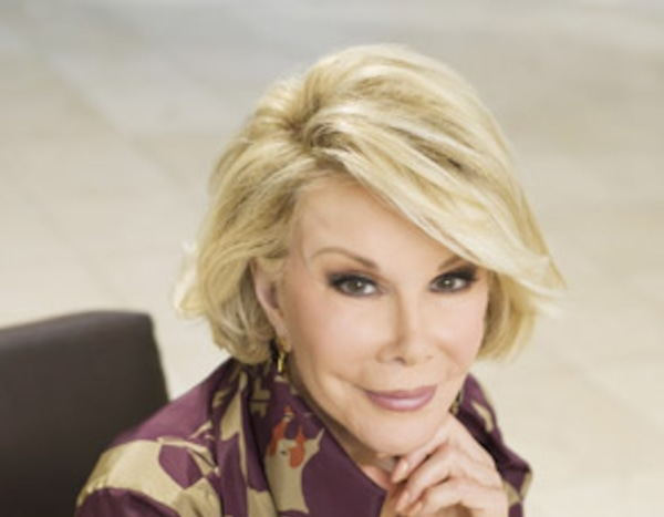 Joan Rivers Credits | TV Guide