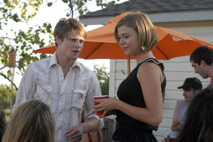 Zach Roerig, Adrianne Palicki, Friday Night Lights