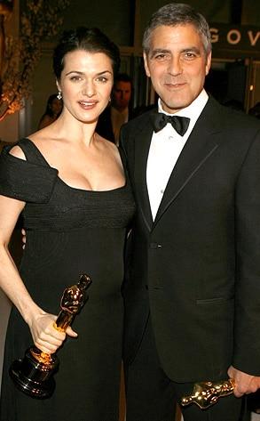 George Clooney, Rachel Weisz