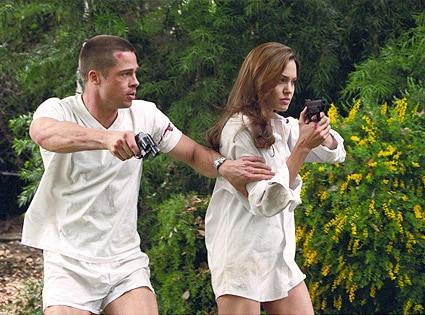 Brad Pitt, Mr. & Mrs. Smith