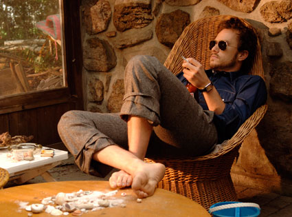 Heath Ledger in I'm Not There