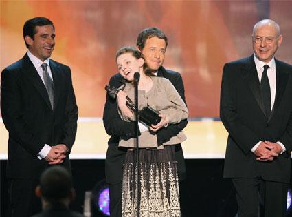 Little Miss Sunshine cast at SAG Awards