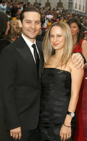 Tobey Maguire, Jennifer Mayer
