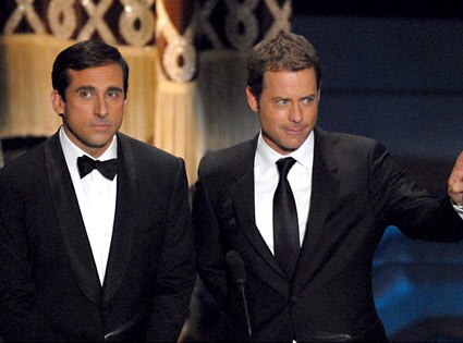 Steve Carell and Greg Kinnear
