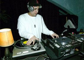 DJ Clinton Sparks