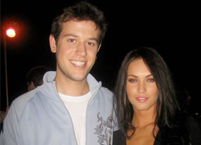Ben Lyons, Megan Fox