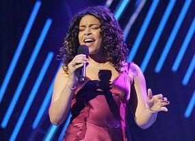 Jordin Sparks, American Idol Finalist