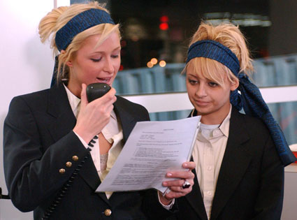 Paris Hilton, Nicole Richie, Simple Life