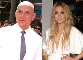 Ben Kingsley, Mary-Kate Olsen