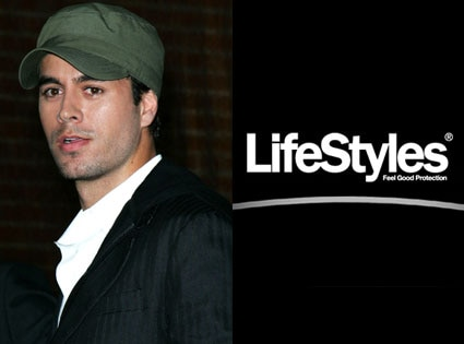 Enrique iglesias small condoms
