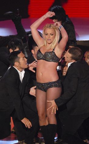 Britney Spears Video Music Awards