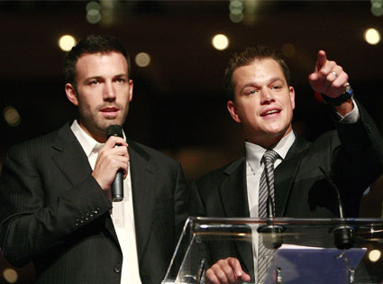 Matt Damon, Ben Affleck