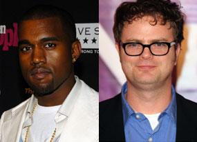 Kanye West, Rainn Wilson
