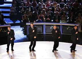 Jersey Boys, Emmys