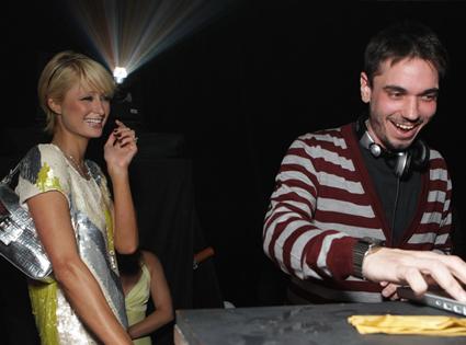 Paris Hilton, DJ AM