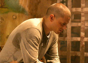 Wentworth Miller, Prison Break