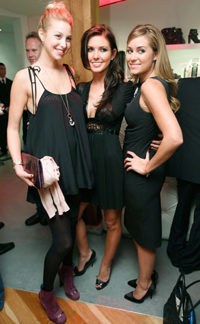 Whitney Port, Audrina Patridge, Lauren Conrad