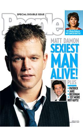 Matt Damon, People