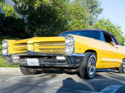 Snoop Doog's cars: Laker