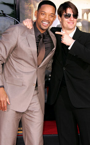 Will Smith, Tom Cruise