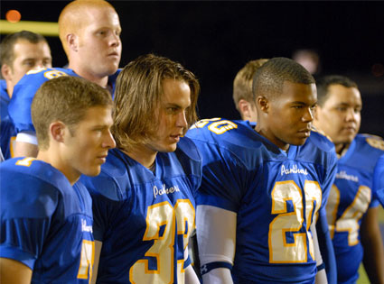 Friday Night Lights, Zach Giford, Taylor Kitsch, Gaius Charles