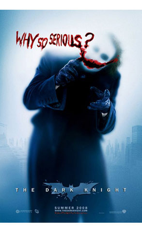 The Dark Knight (poster)