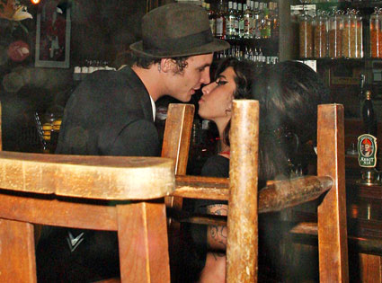 Amy Winehouse, Blake Fielder-Civil