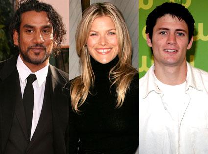 Naveen Andrews, Ali Larter, James Lafferty
