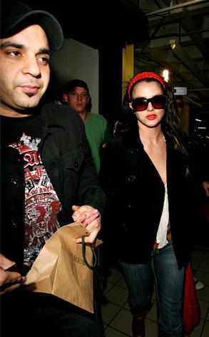 Britney Spears, Sam Lutfi