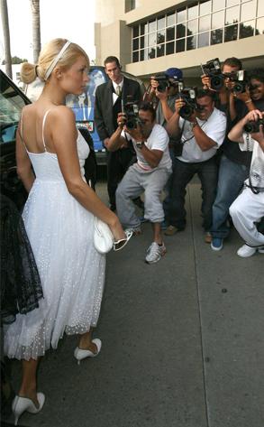 Paris Hilton, Paparazzi