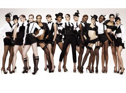 America's Next Top Model cast