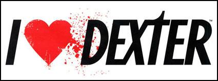 I Heart Dexter Bumper Sticker