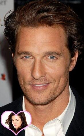Matthew McConaughey, Khloe Kardashian