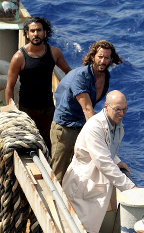 Henry Ian Cusick, Naveen Andrews, Lost