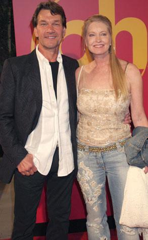 Patrick Swayze, Lisa Niemi