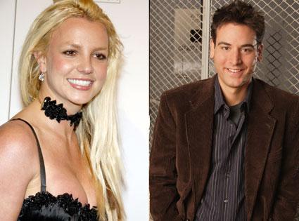 Britney Spears, Josh Radnor