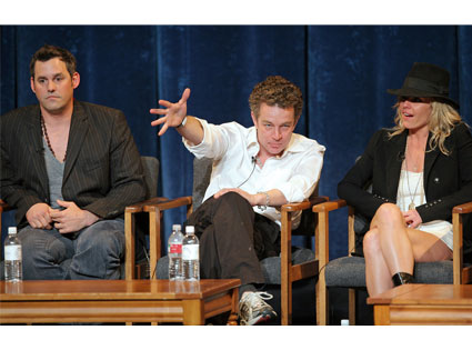 Nicholas Brendon, James Marsters, Emma Caulfield