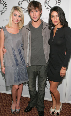 Taylor Momsen, Chace Crawford, Jessica Szohr
