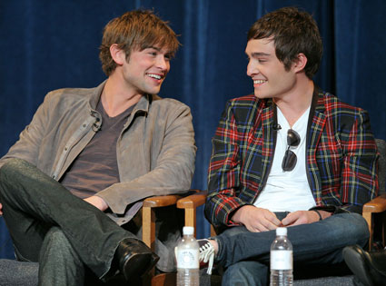 Chace Crawford, Ed Westwick