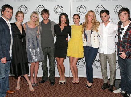 Gossip Girl, Cast, Meester, Lively, Crawford