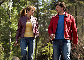 Smallville, Erica Durance, Tom Welling