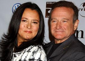 Robin Williams, Marcia Williams