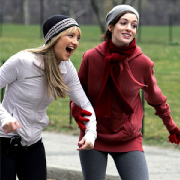 Kate Hudson & Anne Hathaway From The Big Picture: Today's