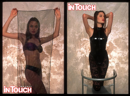 Angelina Jolie, InTouch