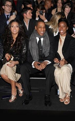 Beyonce, Jay-Z, Kelly Rowland
