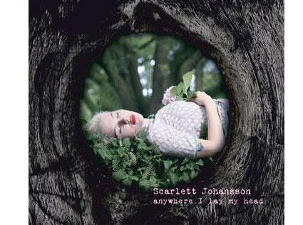 Scarlett Johansson's Anywhere I Lay My Head (Album Cover)