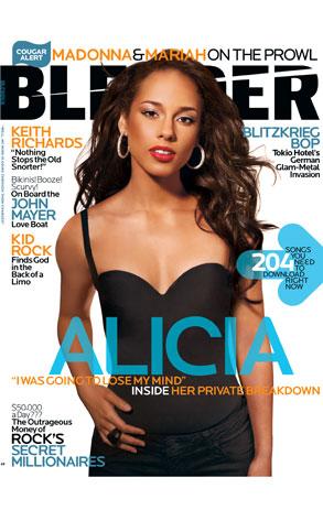 Alicia Keys, Blender Magazine